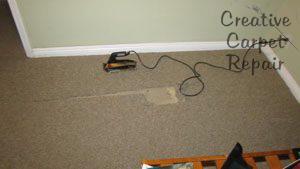 Pet Damaged Carpet Creative Carpet Repair 183 Creative